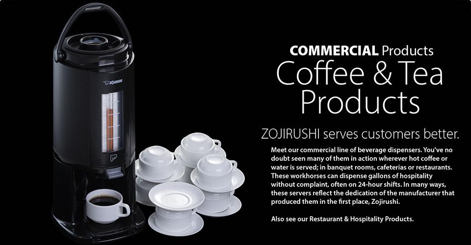 Coffee & Tea Products