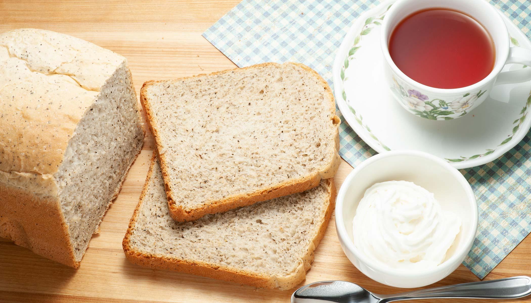 Earl Grey Afternoon Tea Bread