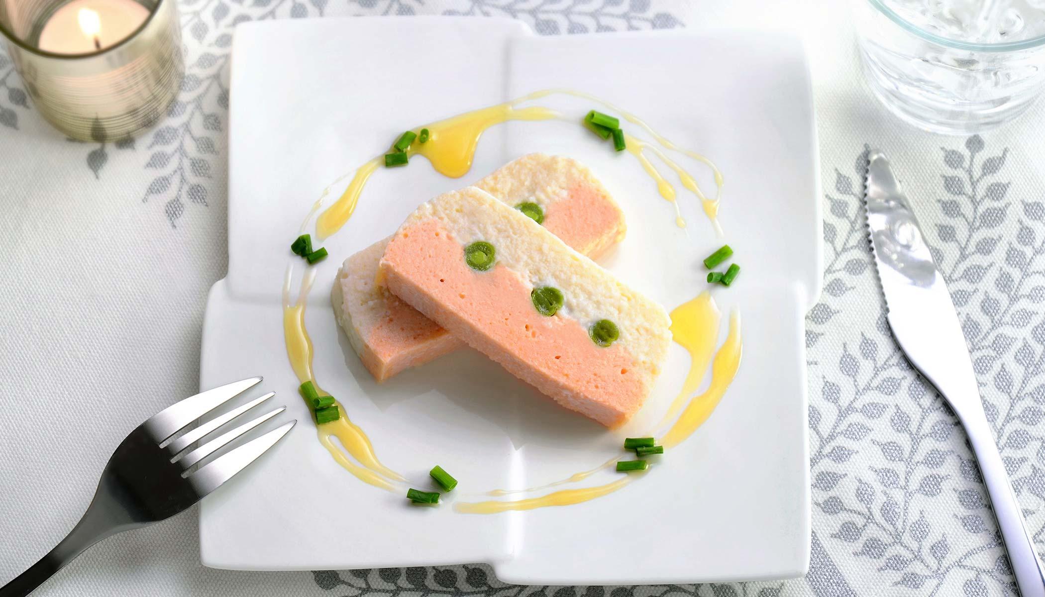 <i>Terrine de Poisson</i> (Fish <i>Terrine</i>)