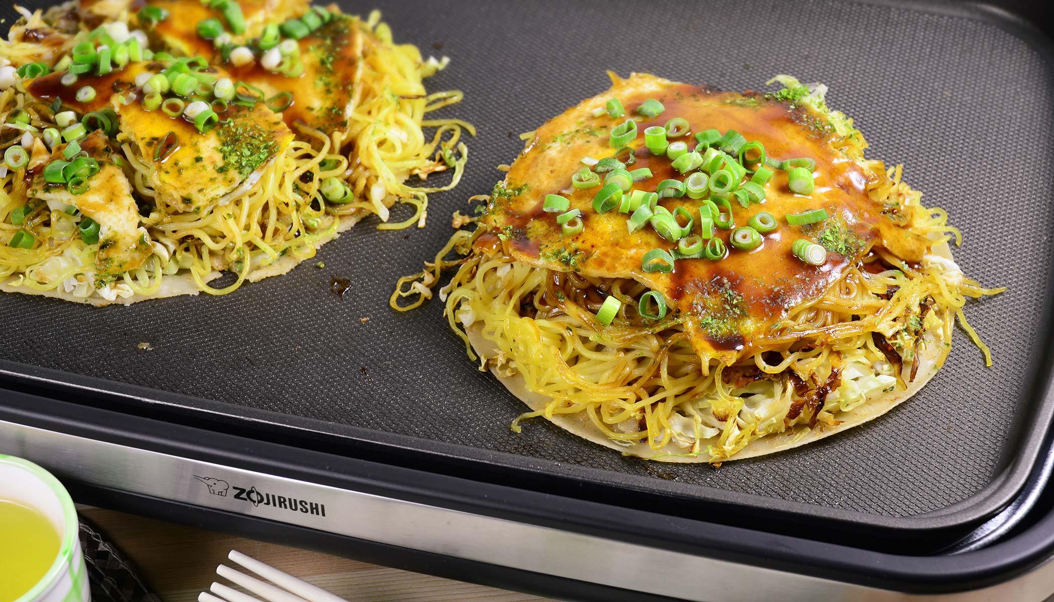 <i>Okonomiyaki</i>, <i>Hiroshima</i>-Style
