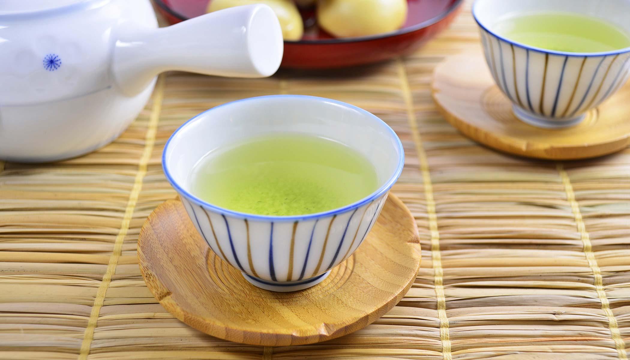 <i>Gyokuro</i> Green Tea