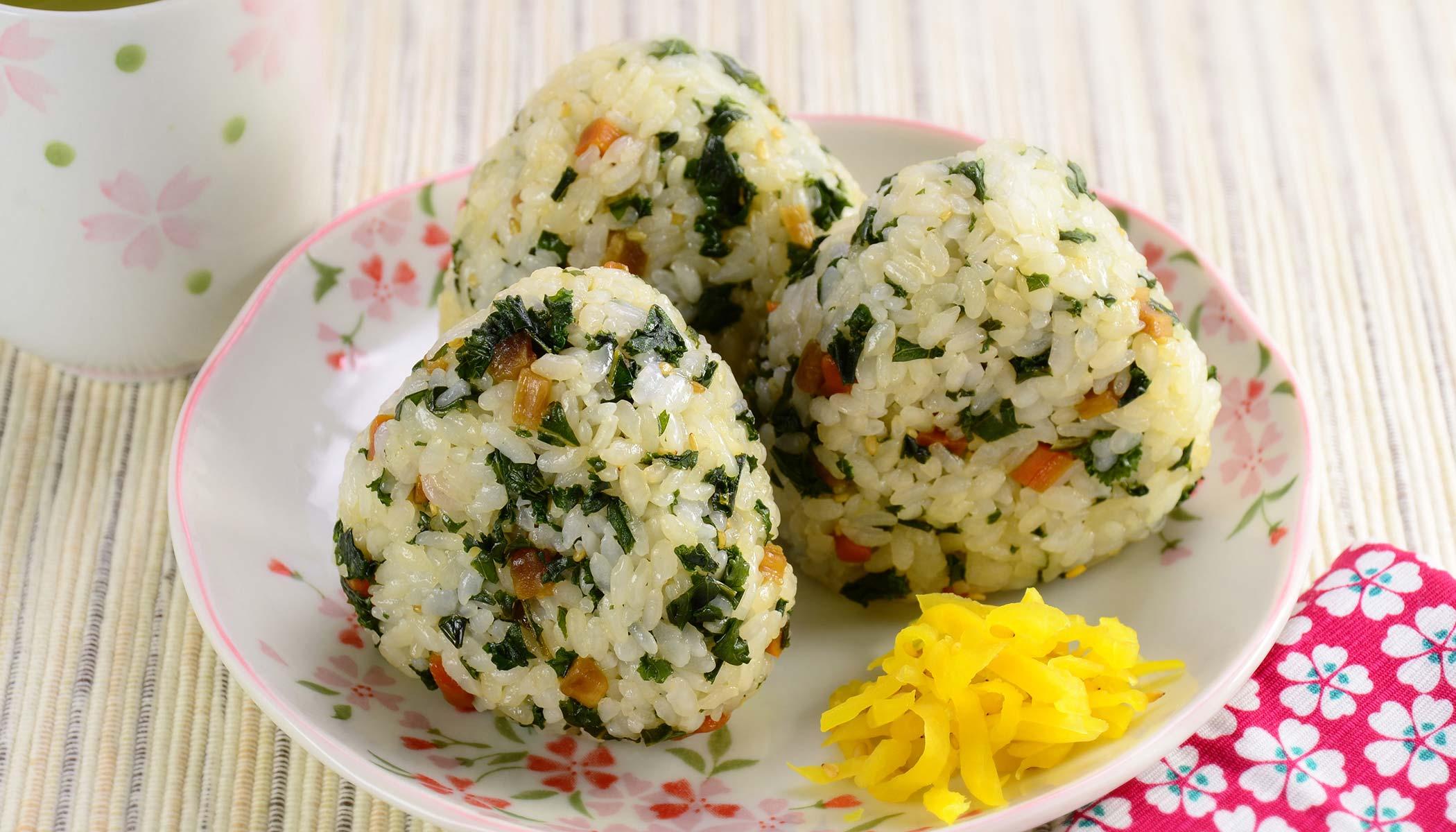 Rice Sprinkles <i>Onigiri</i>