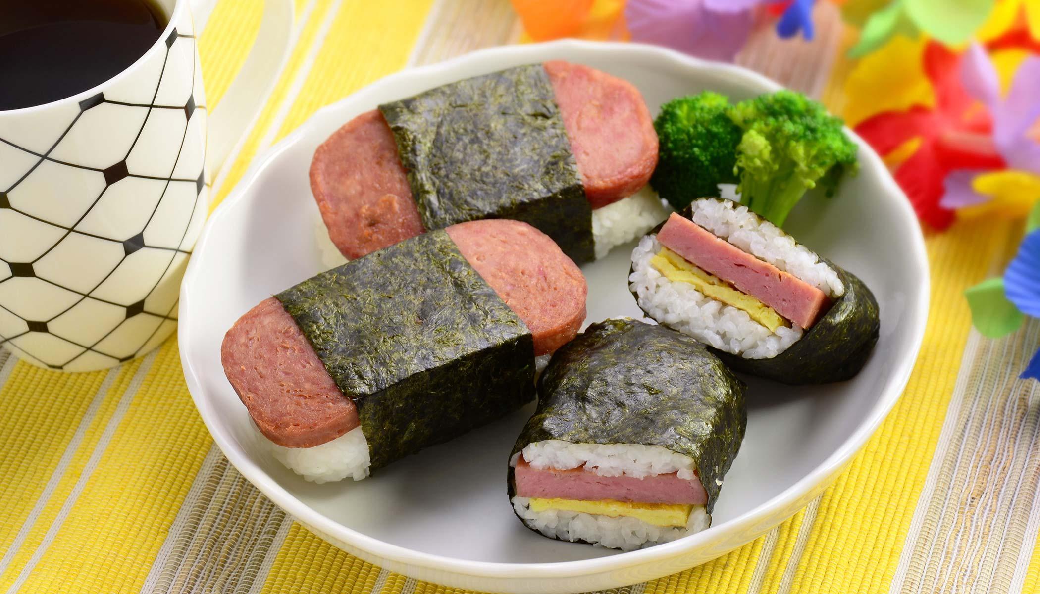 Spam® <i>Musubi</i>