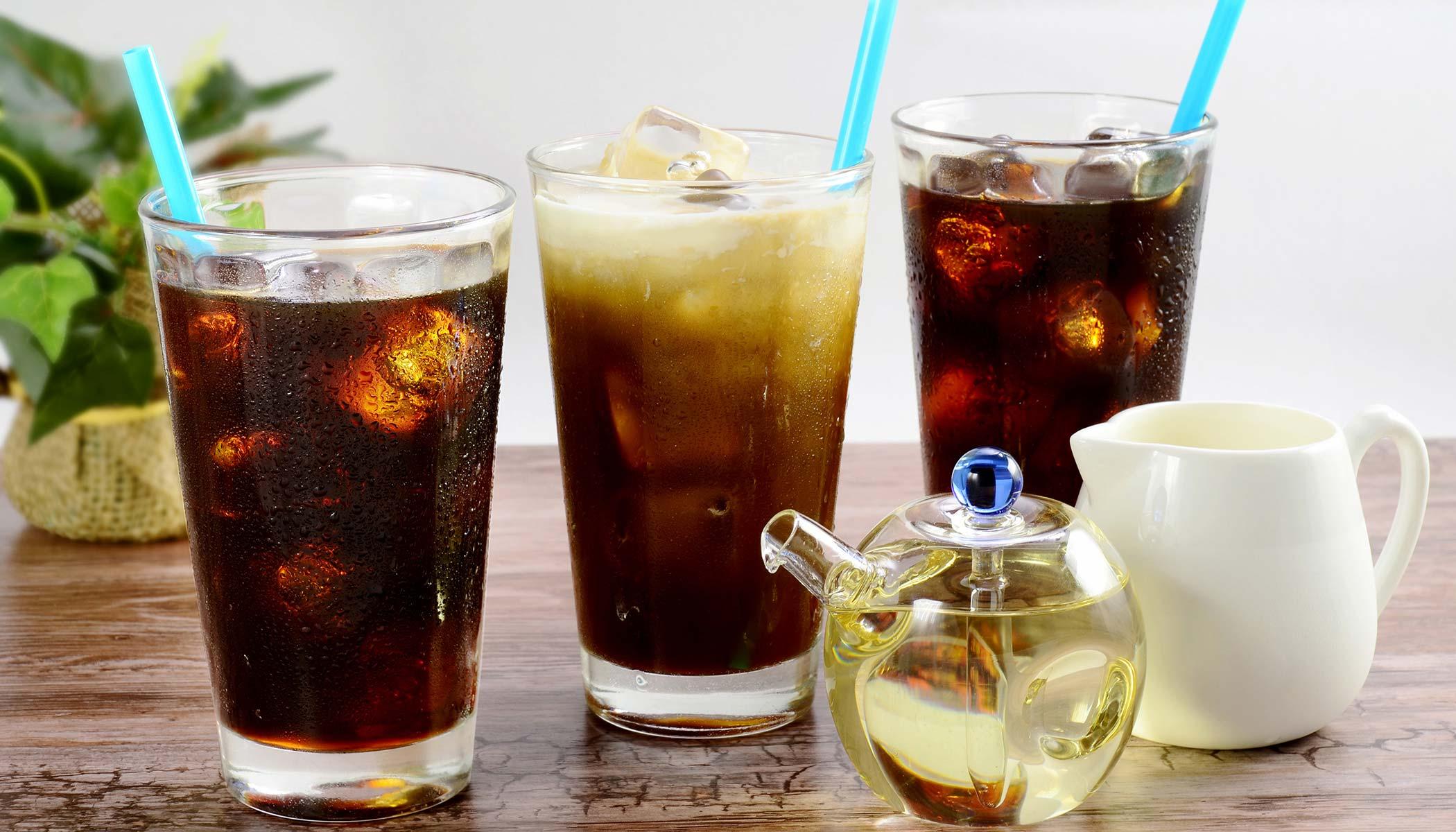 Simply Iced Coffee