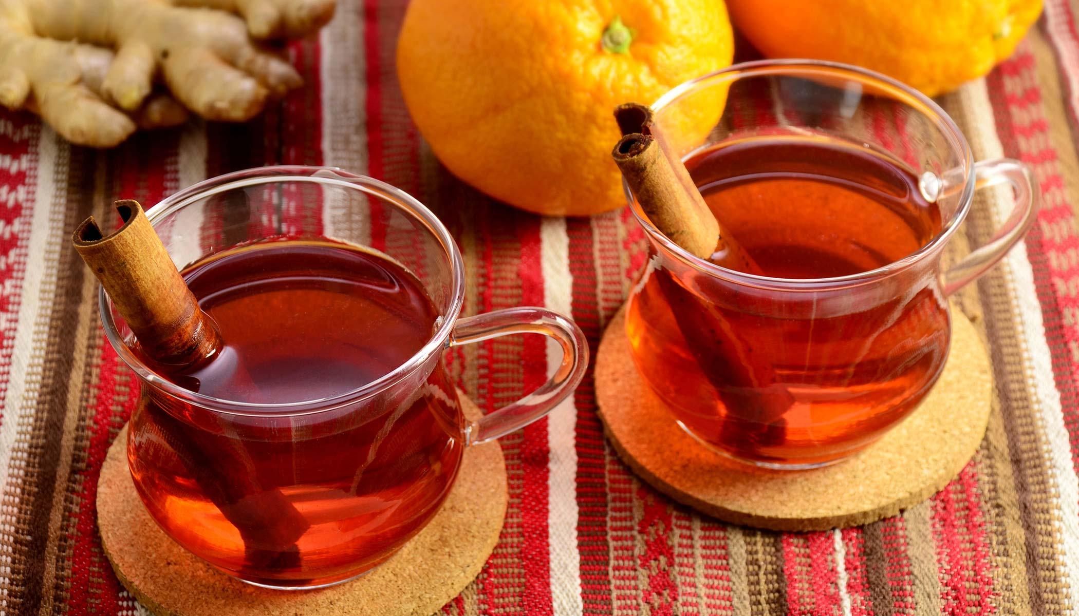 Spiced Rooibos Tea