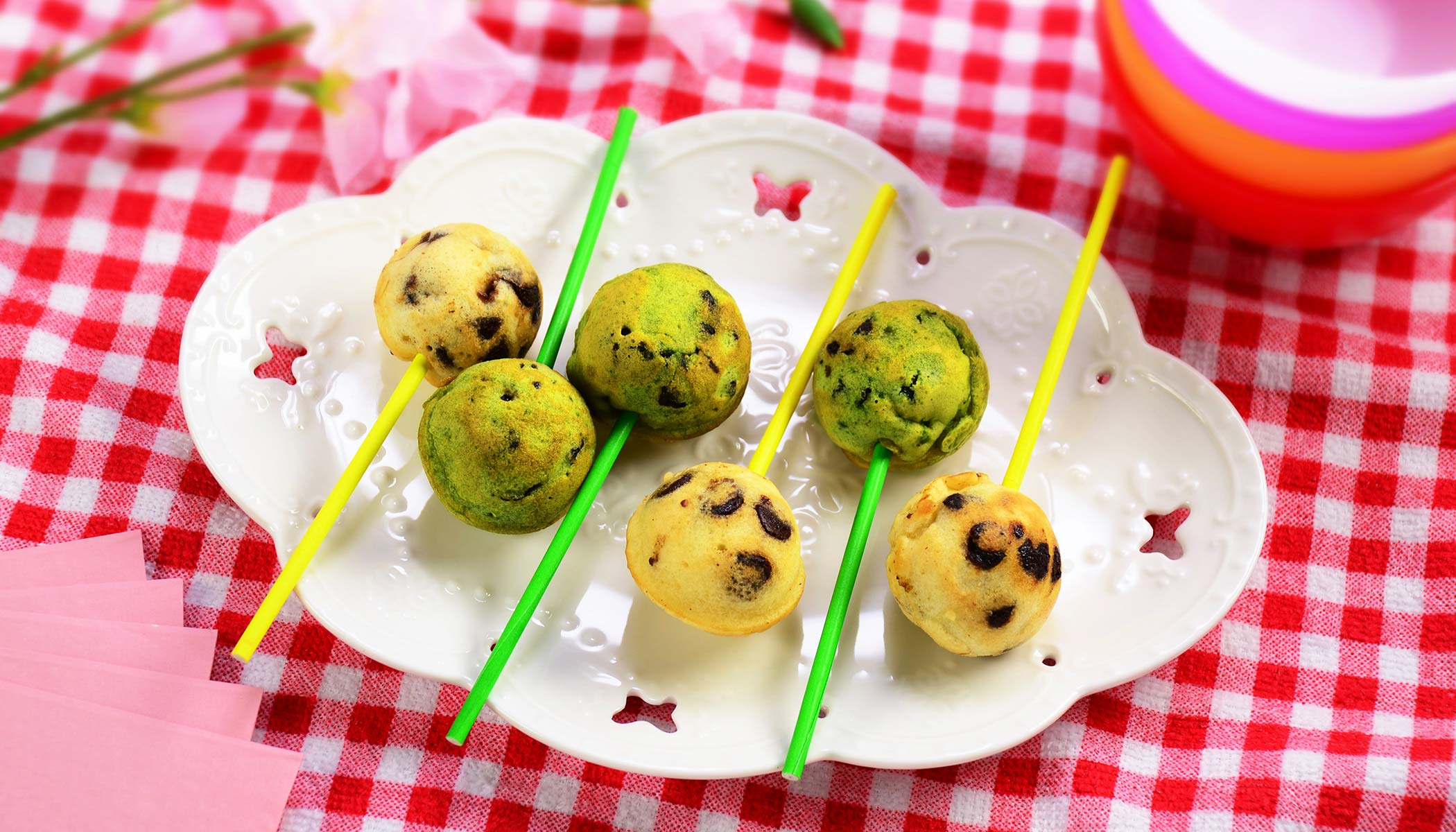Good-time Cake Pops
