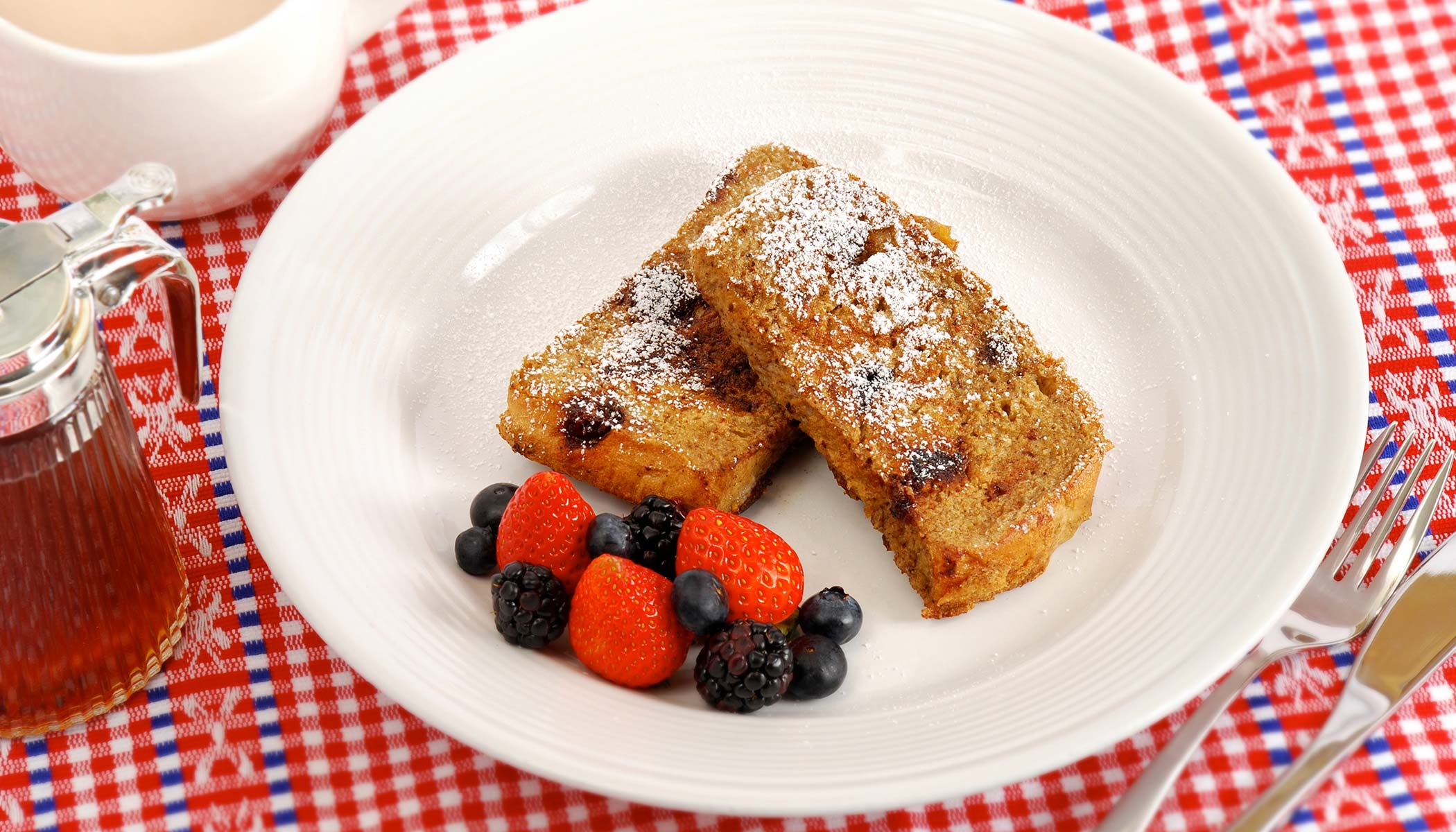 Chocolate Chip French Toast