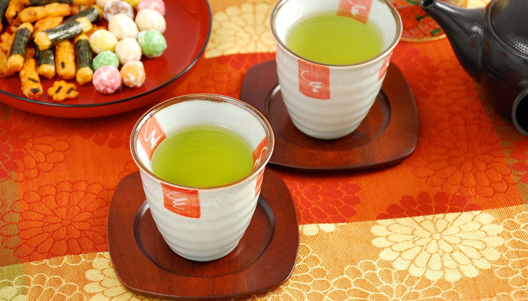 Hot Green Tea <i>(Sencha)</i>