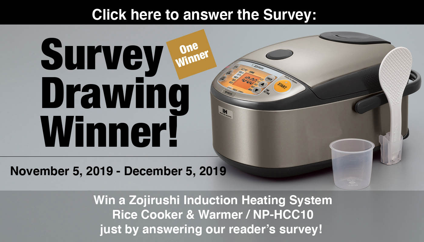Survey Drawing Winner