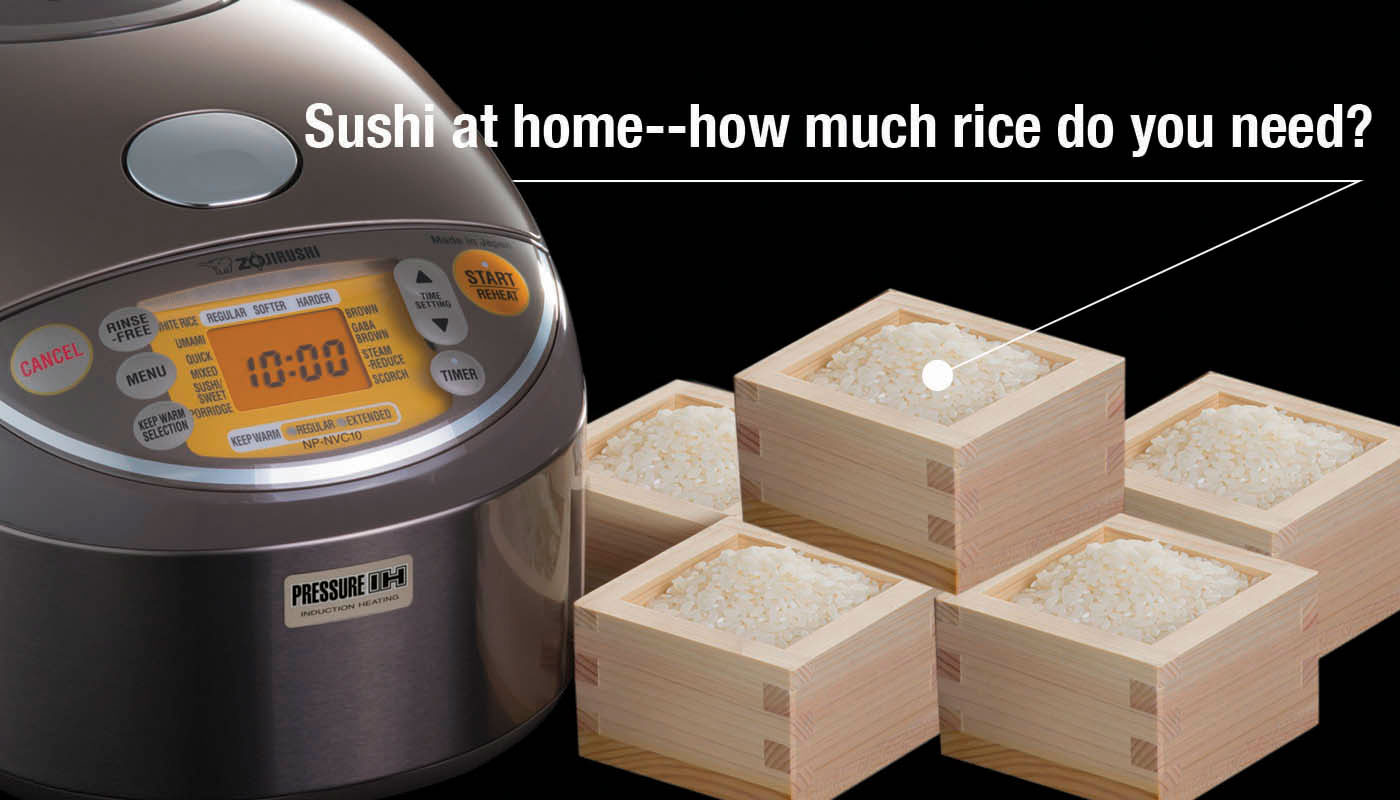 How much rice do we need