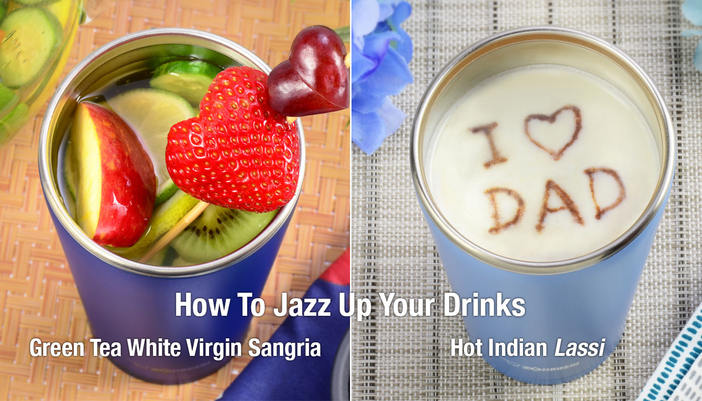 How To Jazz Up Your Drinks