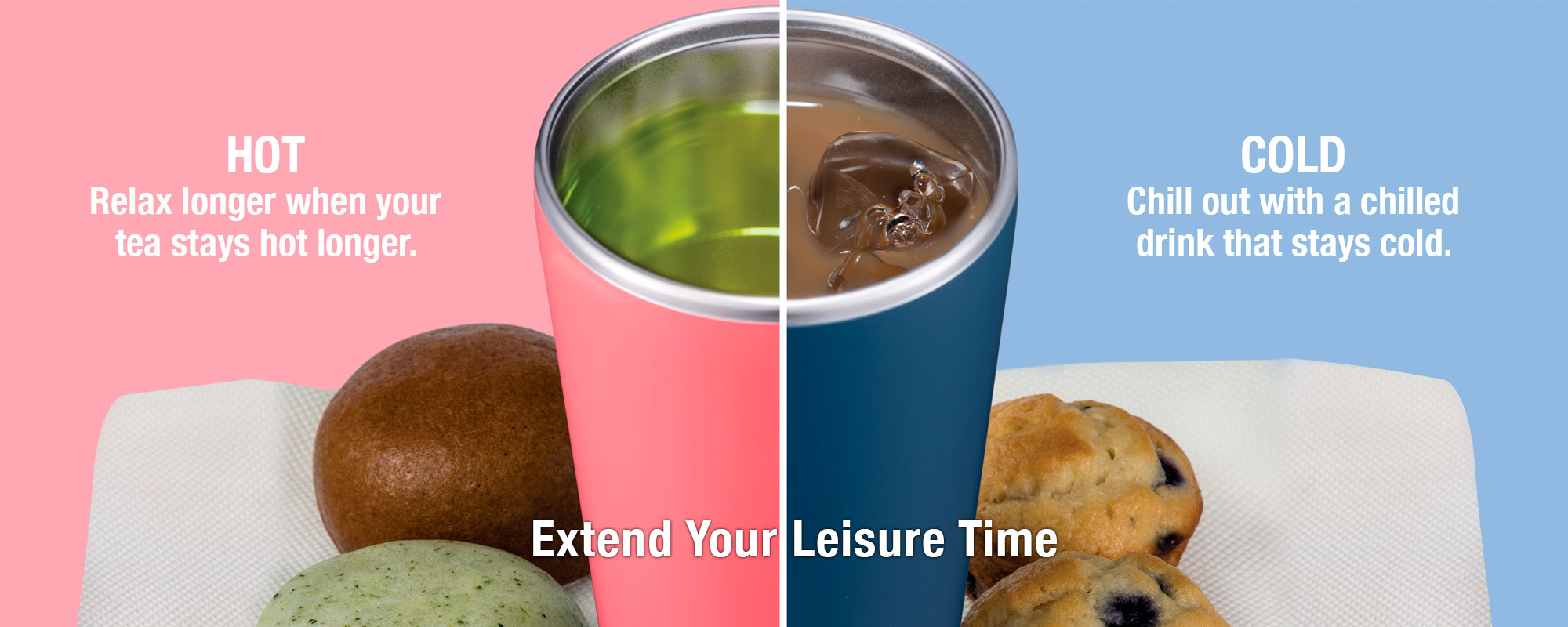 Extend Your Leisure Time