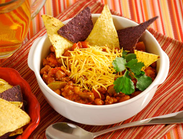 Hearty Slow Cooked Chili