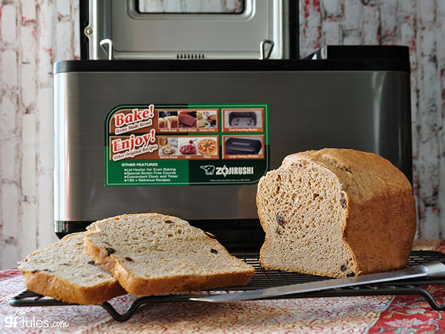 Blog 2 Photo - zojirushi GF cinnamon raisin bread - gfJules (small)