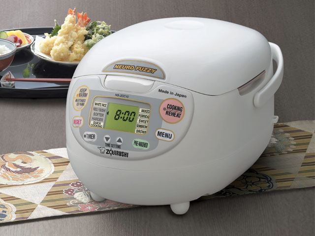 Zojirushi Micom Rice Cooker & Warmer NS-ZCC10/18