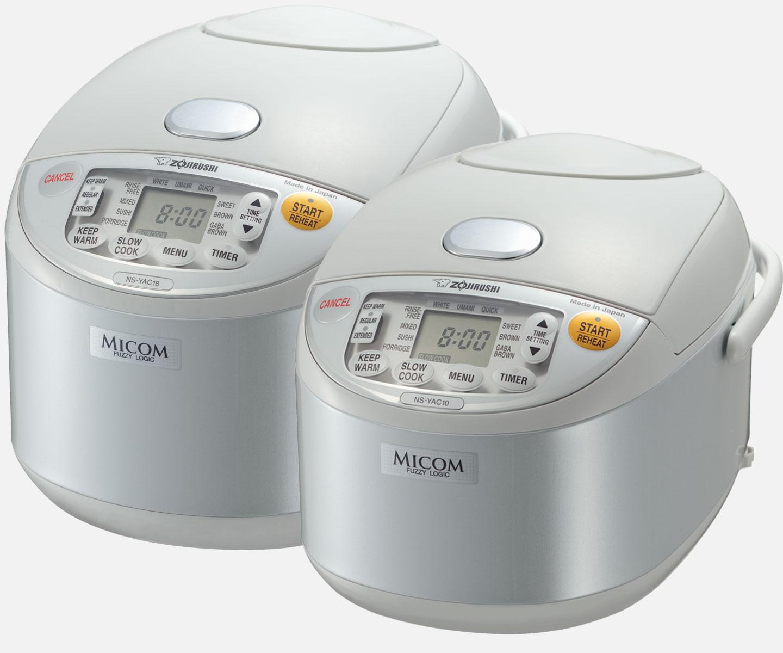 Umami Micom Rice Cooker Warmer Ns Yac10 18 Zojirushi Com