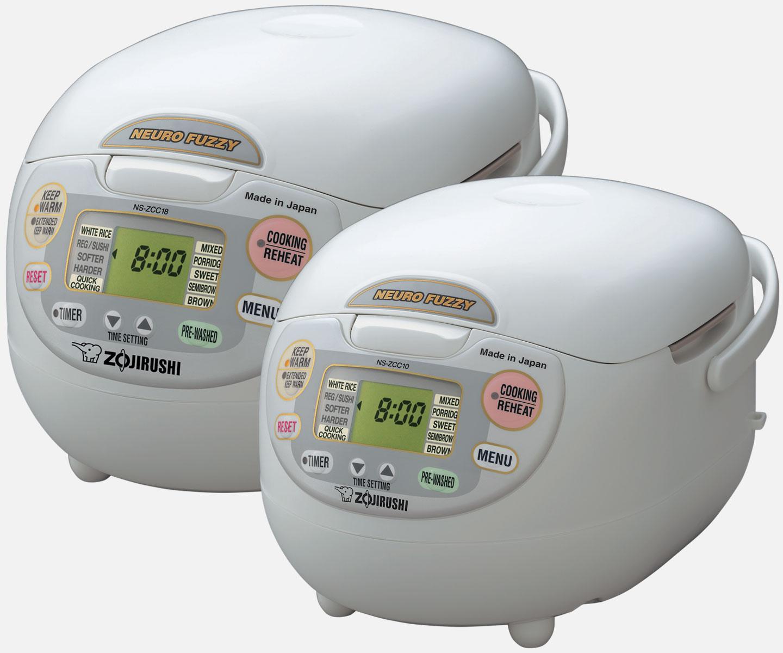 em u003eneuro fuzzy u003c em u003e rice cooker warmer ns zcc10 18 zojirushi com rh zojirushi com Zojirushi NS-ZCC10 Pan zojirushi rice cooker ns-zcc10 recipes