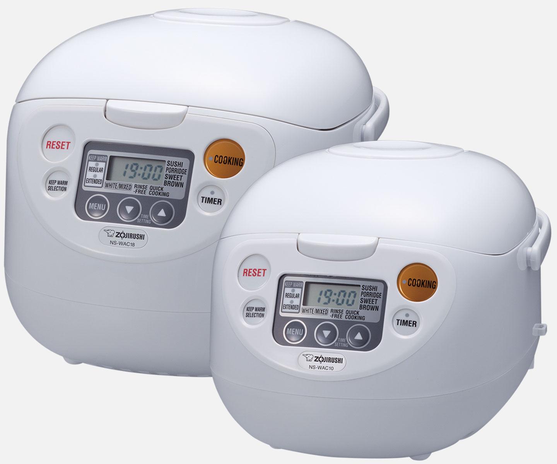 micom rice cooker warmer ns wac10 18 zojirushi com rh zojirushi com Zojirushi Neuro Fuzzy Rice Cooker Rice Cooker NS- ZCC10