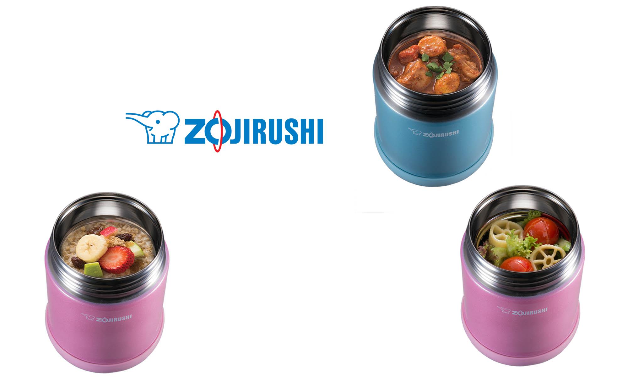 Vacuum insulated food jars zojirushi forumfinder Gallery