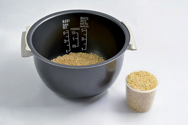 how to cook medium grain brown rice on the stove