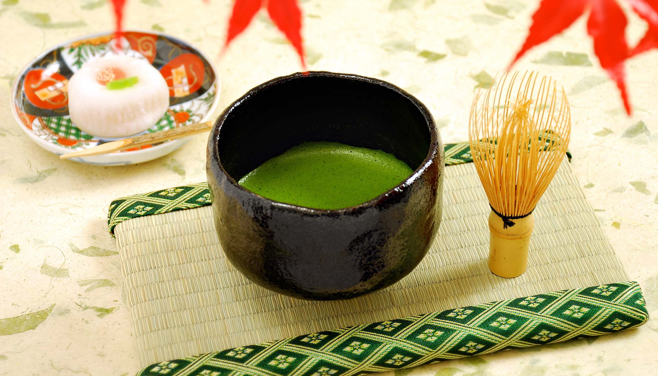 <i>Matcha</i> Green Tea
