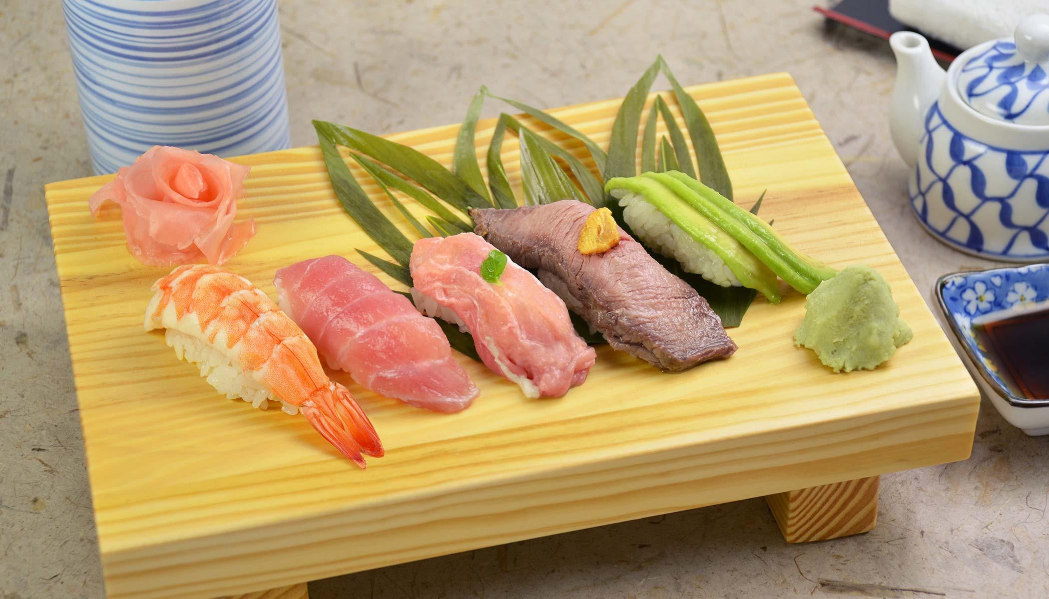 <i>Nigiri Sushi</i>