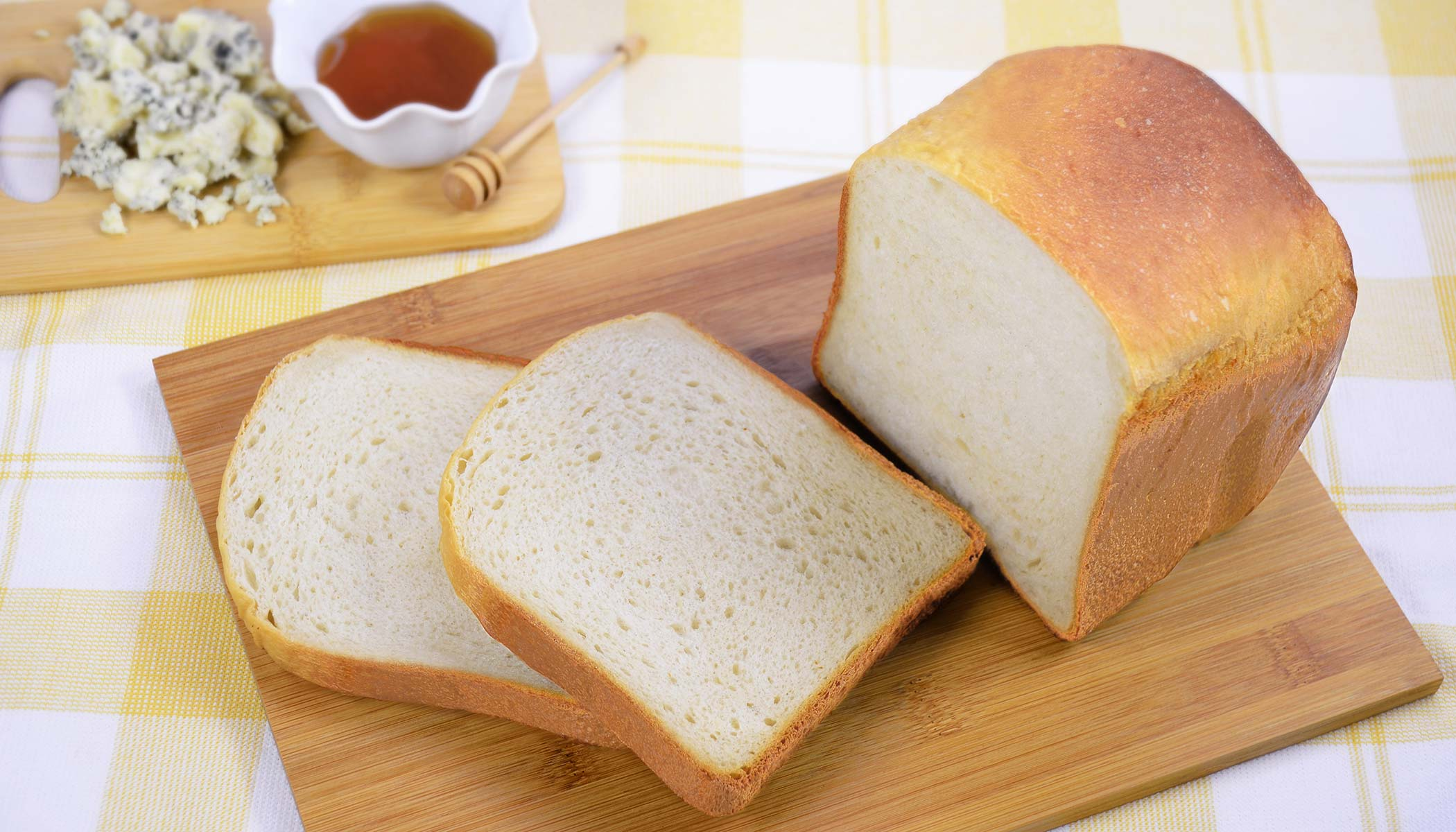 Gorgonzola Honey Bread
