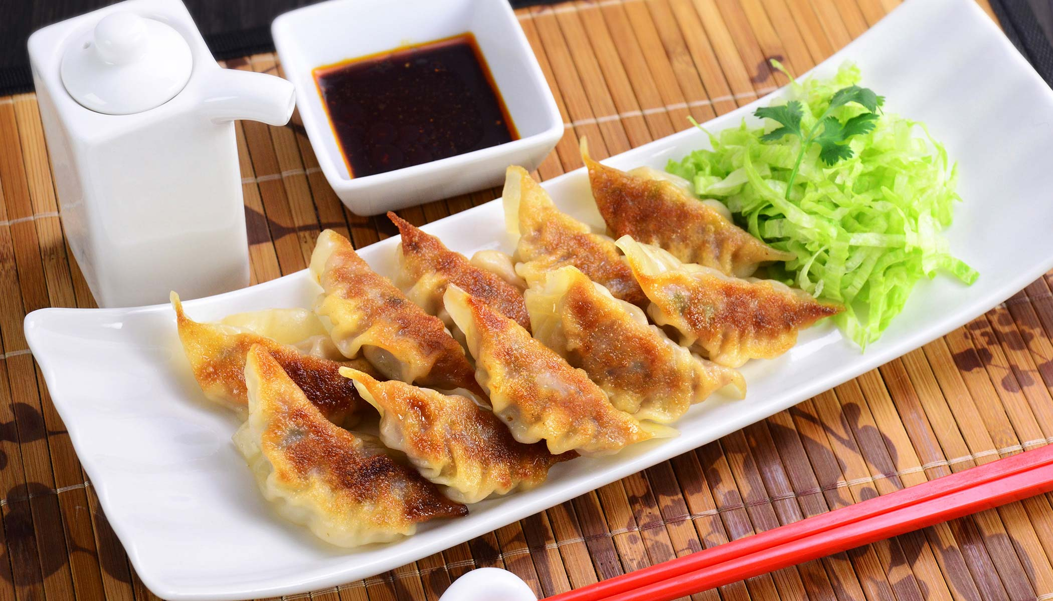 <i>Guo Tie</i> (Fried Pot Stickers)