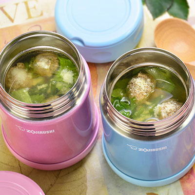 Vacuum insulated food jars recipes zojirushi italian wedding soup for two forumfinder Image collections