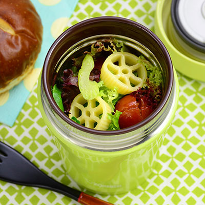 Vacuum insulated food jars recipes zojirushi stacked pasta salad forumfinder Image collections