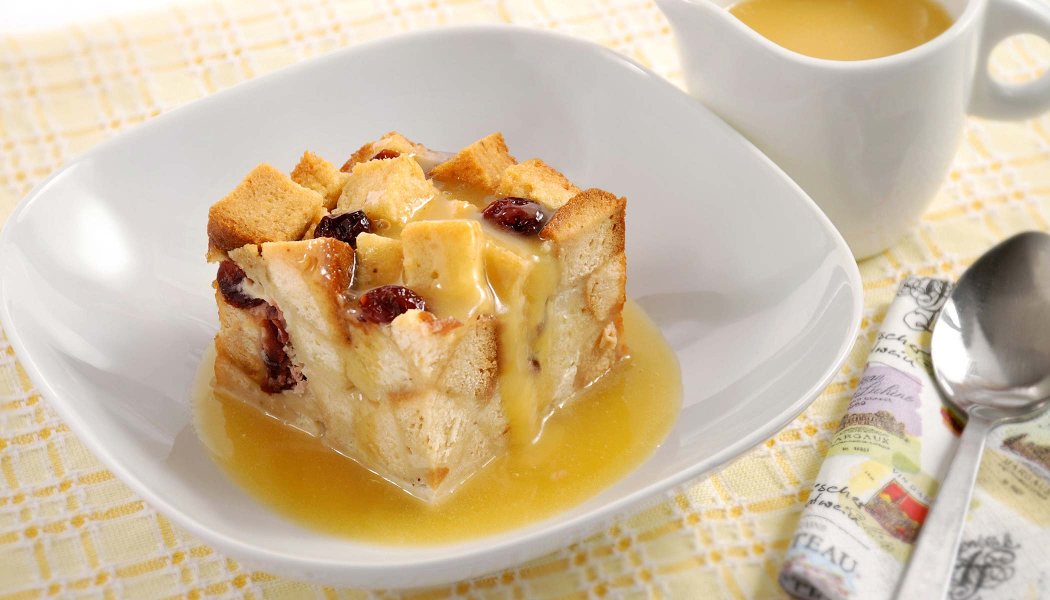 Royal Bread Pudding