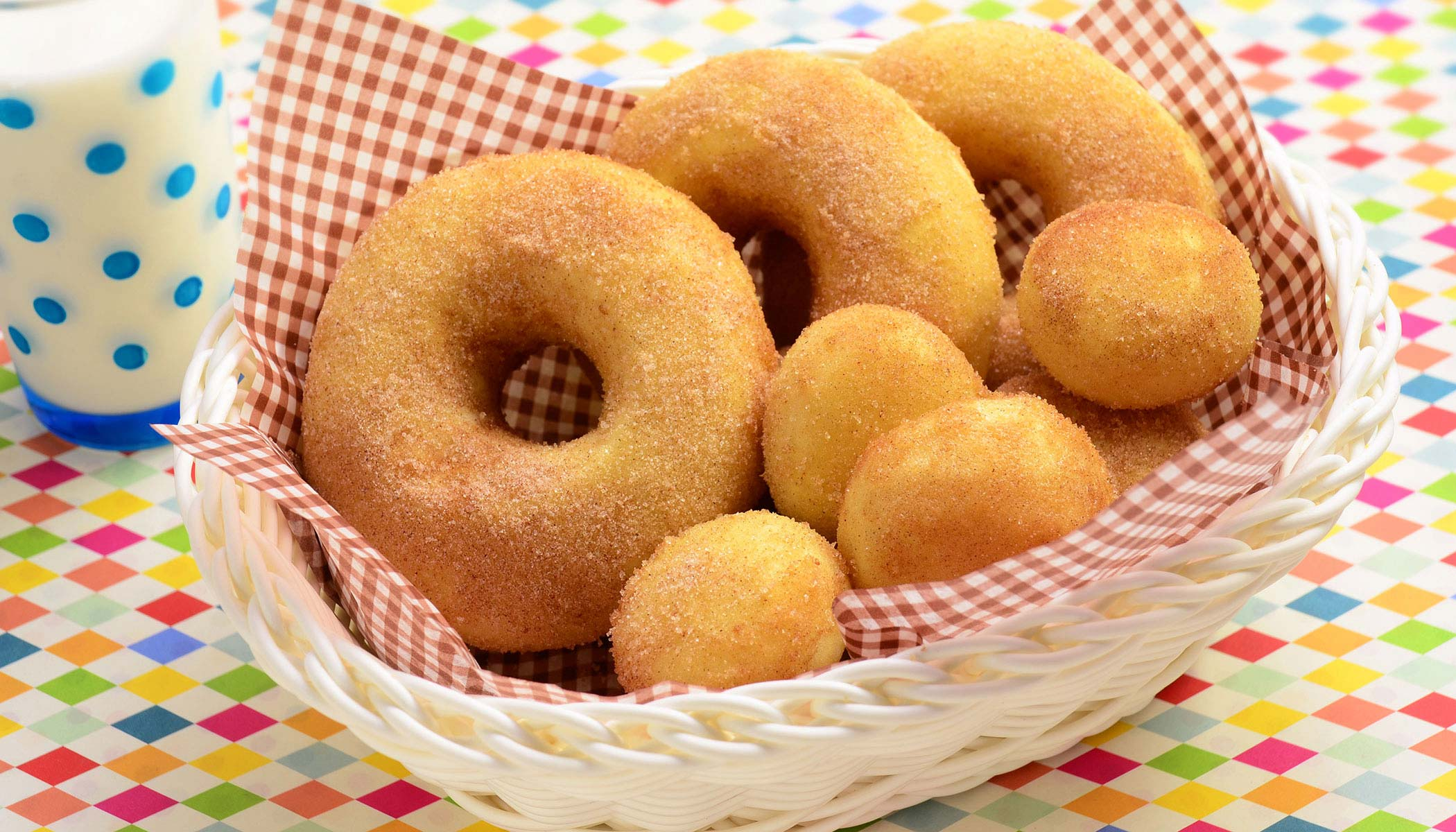 Donuts Baked, Not Fried