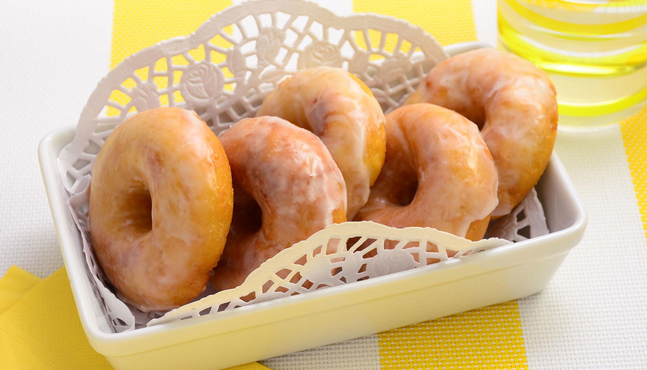 Gluten & Guilt Free Donuts