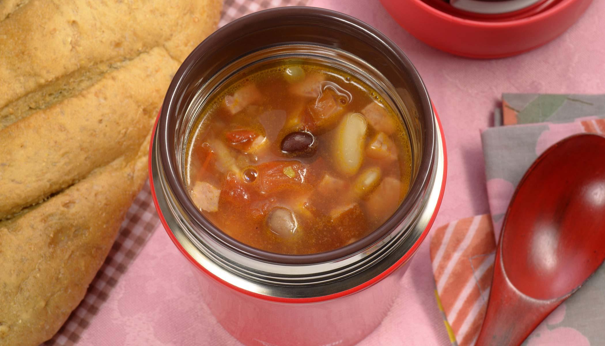 Bean Medley Soup