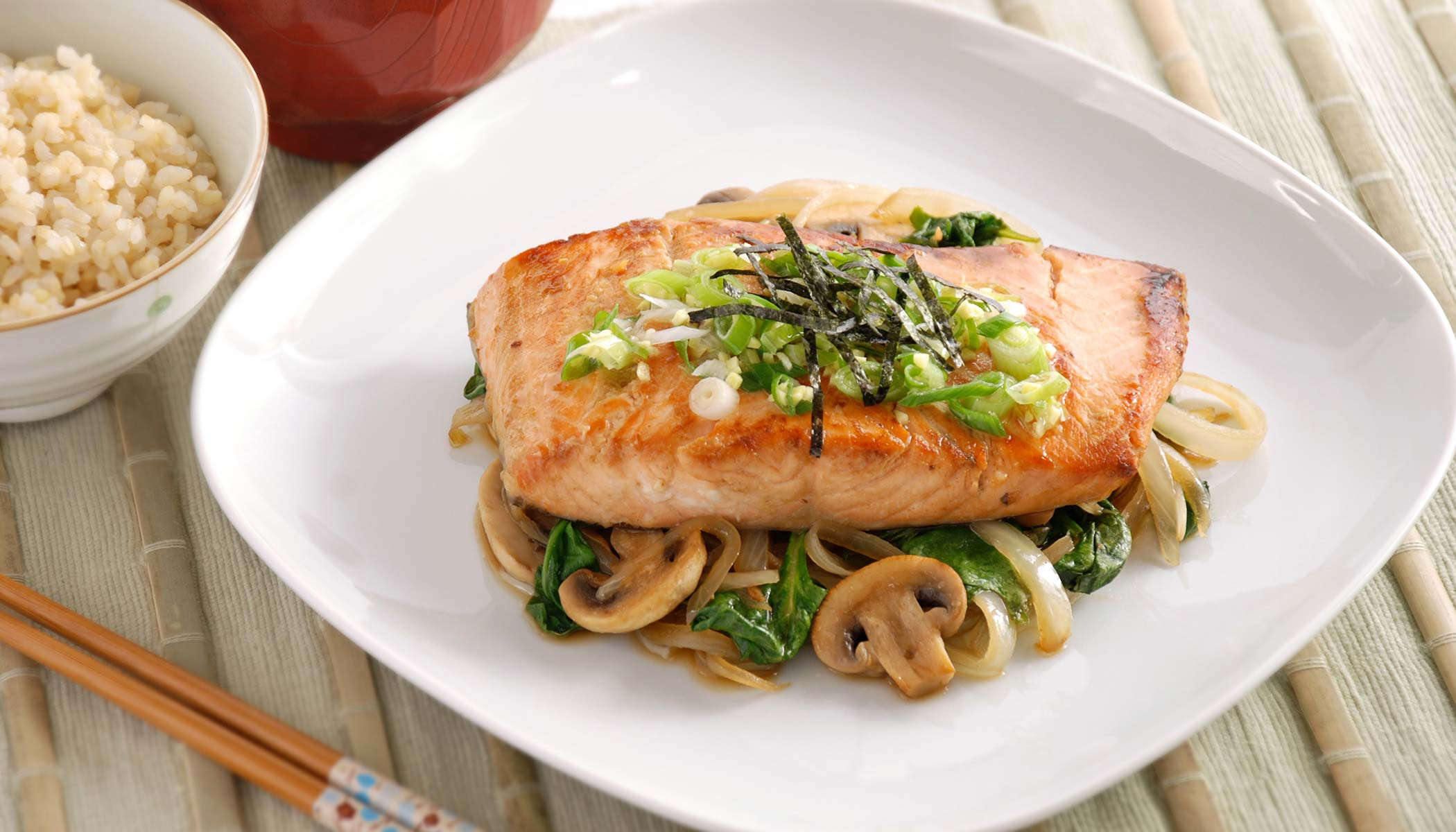 Salmon Sensation