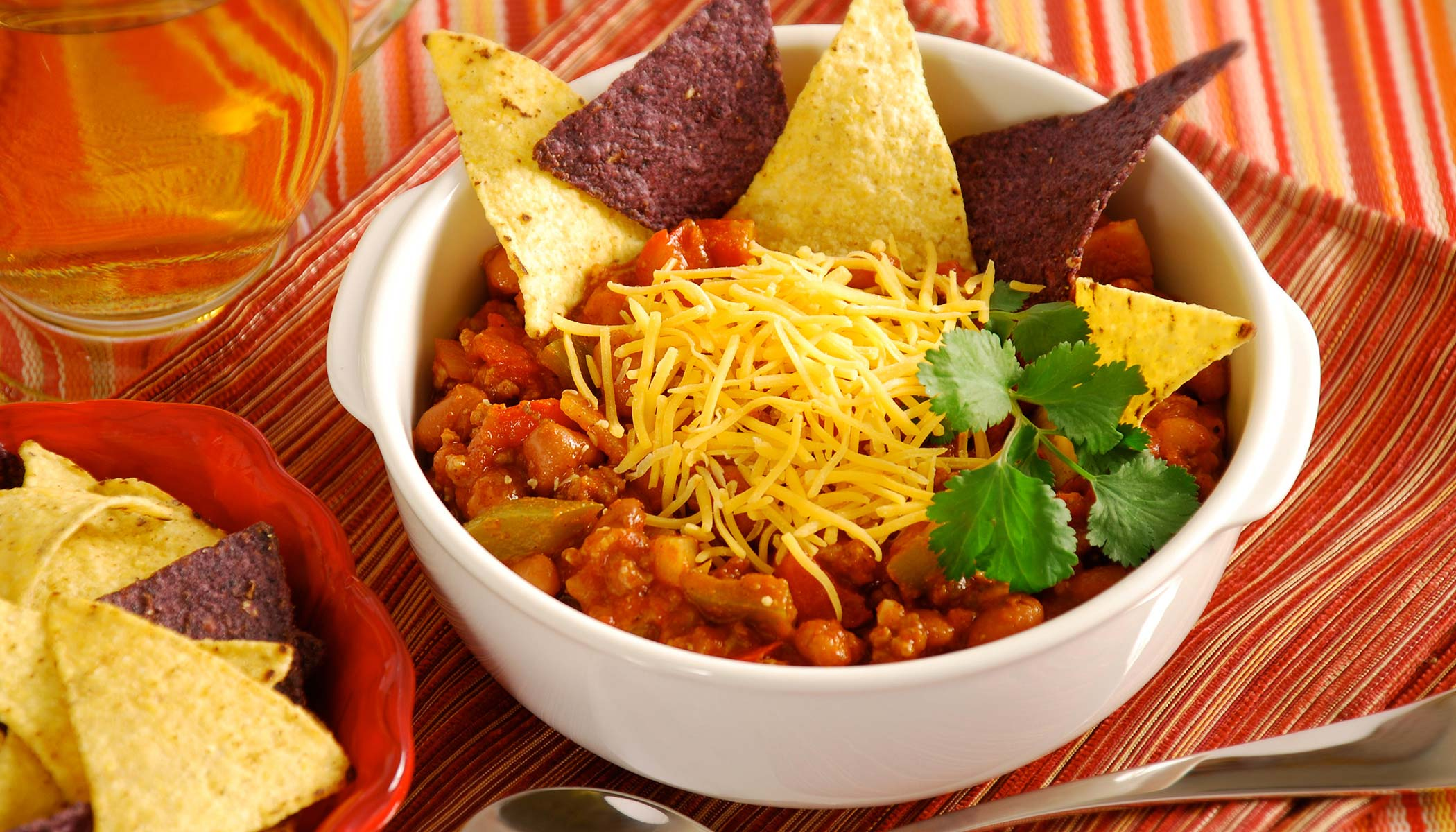 Hearty Slow-Cooked Chili